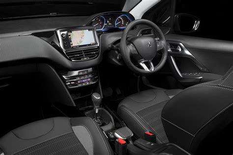 Interni Peugeot 2008 by 2017 Peugeot 2008 Interior