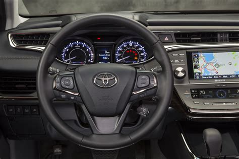 Avalon 2013 Interior by Driven 2013 Toyota Avalon Winding Road