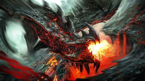 Fire Dragon Wallpaper Hd