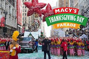 Macy's Thanksgiving Day Parade Ratings Deflate 7 Percent ...