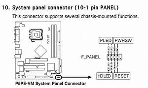 Troubleshooting  Front Panel Connectors Of Old Case Use A Different Format      Buildapc