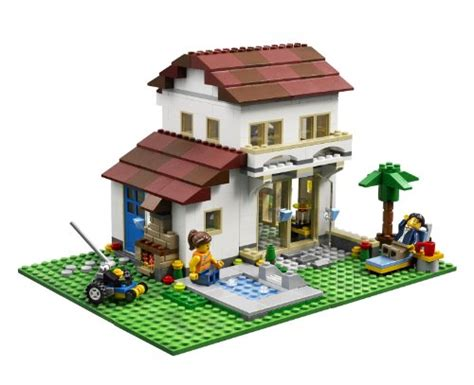 lego creator family house  discontinued
