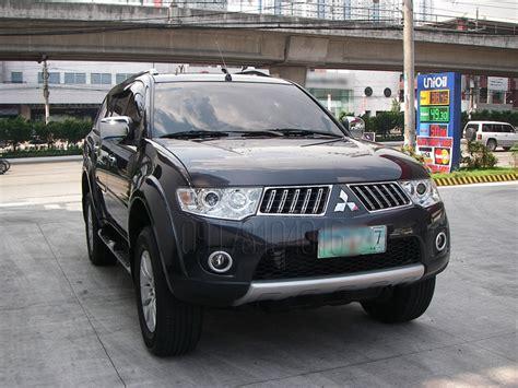 cars  sale   philippines  mitsubishi montero