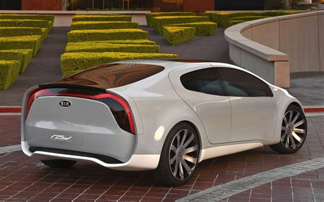 Kia Ray Concept 2018 Widescreen Exotic Car Picture 01 Of