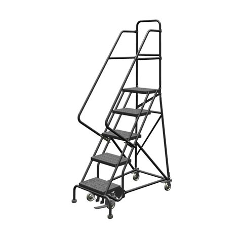Rolling Safety Ladder  Model Sr6