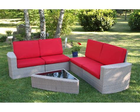 table chaise jardin resine tressee awesome table de jardin resine contemporary