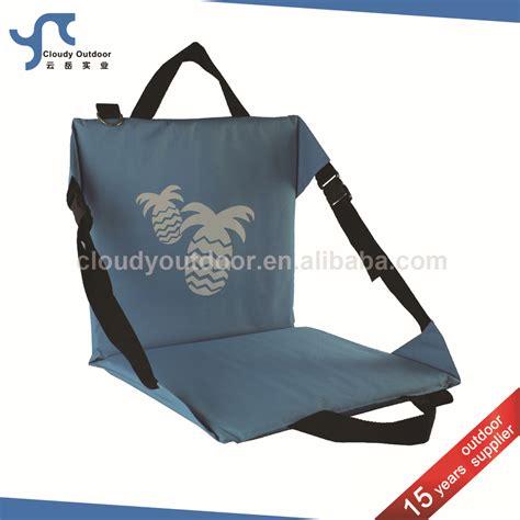 chaise pliante de plage tissu extérieur couverture pliable rembourré pliage stade