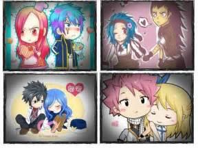 Fairy Tail Anime Couple