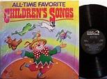 All Time Favorite Children's Songs - Vinyl 2 LP Record Set ...