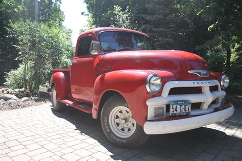 custom truck sales restored 1954 chevrolet pickups custom truck for sale