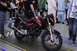 Honda Cb150f Launched In Pakistan At Pkr 159 000