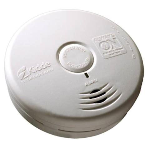 kidde 10161 battery operated bedroom smoke alarm