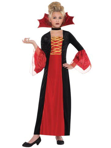 vampire princess child costume party delights