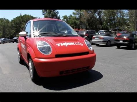 Think Electric Car by Think Electric Car Test Drive