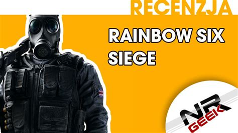 siege playstation rainbow six siege playstation 4 recenzja
