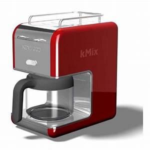 Kaffeeautomat Ohne Milchaufschäumer : kenwood cm 021 kmix kaffeemaschine rot kaffeeautomat ~ Michelbontemps.com Haus und Dekorationen