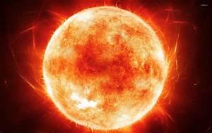 Sun wallpaper - Space wallpapers - #22262