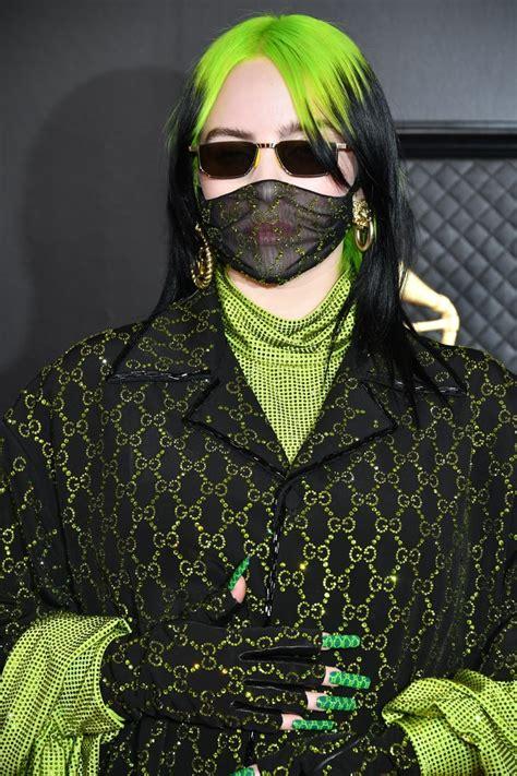 billie eilishs gucci outfit grammys