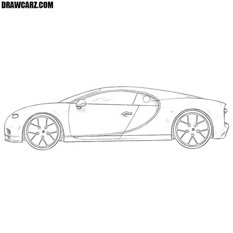 All rights to the published drawing images, silhouettes, cliparts, pictures and other materials on getdrawings.com belong to their respective owners (authors), and the website administration. How to Draw a Bugatti Chiron