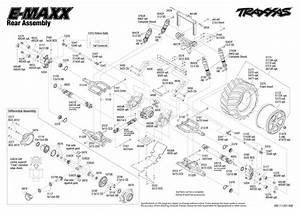 19 Lovely Traxxas Stampede 4x4 Parts Diagram