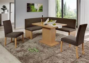 Tisch Für Eckbank : eckbankgruppe charleen eckbank tisch sitzgruppe k che esszimmer buche beigebraun ebay ~ Orissabook.com Haus und Dekorationen