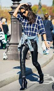 Fresh Fun Ways to Wear your Plaid Shirt this Fall and Winter - Outfit Ideas HQ