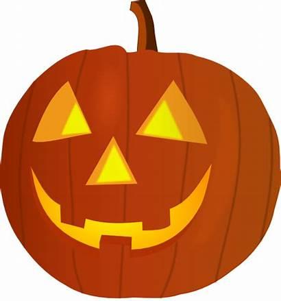 Pumpkin Carved Clker Clip Clipart Vector Cliparts
