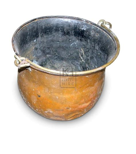prop hire 187 cauldrons cooking pots 187 copper cooking pot keeley hire
