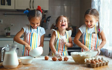 national sibling day tips  cooking   kids