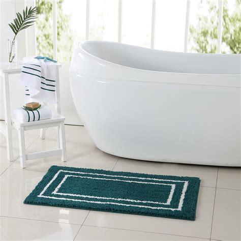 kmart bathroom rug sets colormate guest 3 pc rug towel set green sears