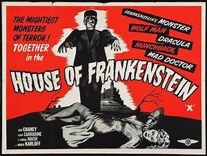 Frankenstein Poster | Paper Madness
