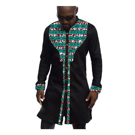african mens shirts custom men african clothes fashion
