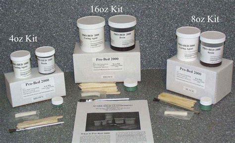 pillar bedding kit score high gunsmithing
