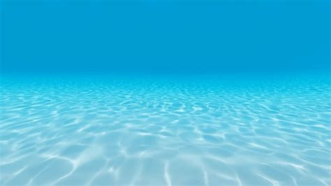 Bright Water Animated Wallpaper - underwater sunlight reflections on seabed caustics ripple