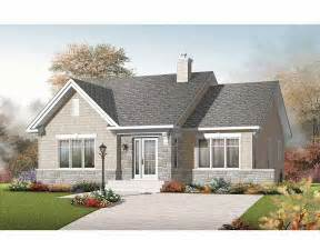 Bedroom Bungalow House Plans Photo by Elevated 2 Bedroom Bungalow House 2 Bedroom Bungalow House