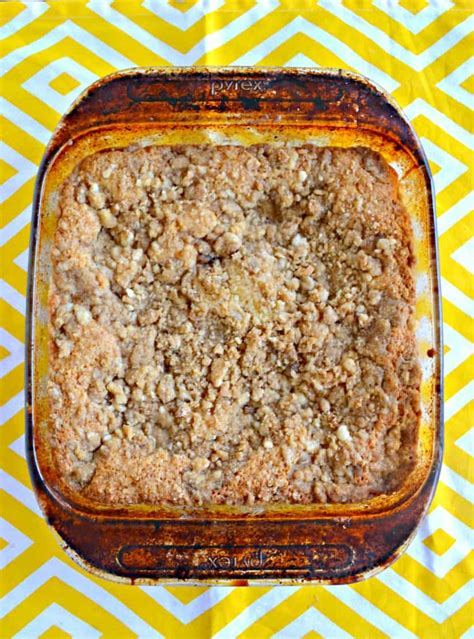 3 tablespoons meyer lemon zest. Meyer Lemon Coffee Cake - Hezzi-D's Books and Cooks