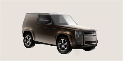 2019 Land Rover Defender by 2019 Unofficial Land Rover Defender Drawn2b Draw To Drive