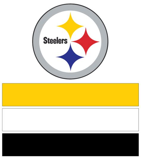 what are the steelers colors pittsburgh steelers football nail ideas designs