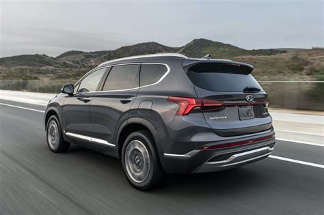 Things are always better with santa fe, in all ways. Skip the Standard 2021 Hyundai Santa Fe, Wait for the Hybrid