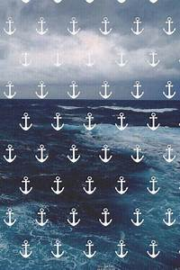 anchor hipster navy | iPhone wallpapers | Pinterest ...