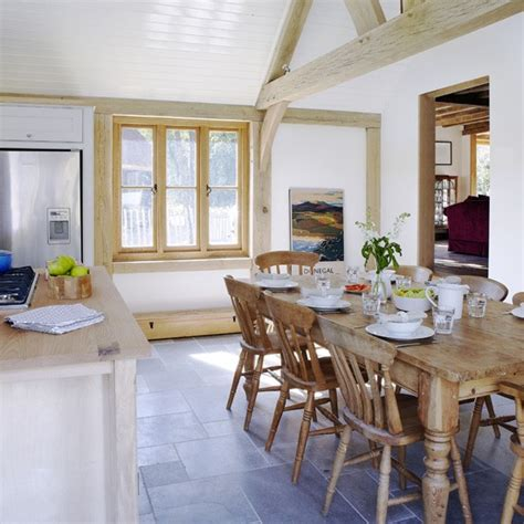 country kitchen diner ideas light country kitchen diner open plan designs housetohome co uk