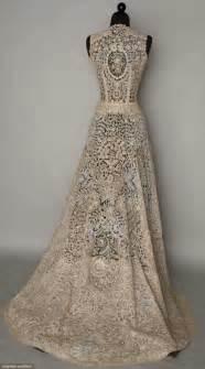 vintage lace wedding dress wedding dress