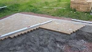 couler une dalle beton pour terrasse evtod With couler une dalle de terrasse