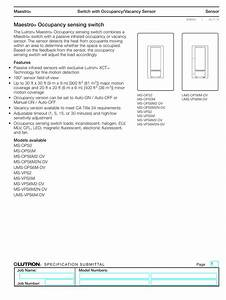 Lutron Maestro 3 Way Wiring Diagram