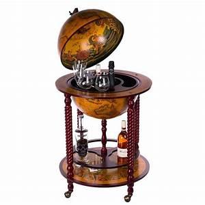 Minibar Für Wohnzimmer : globus bar in 80 schn psen um die welt auf was maenner ~ Orissabook.com Haus und Dekorationen