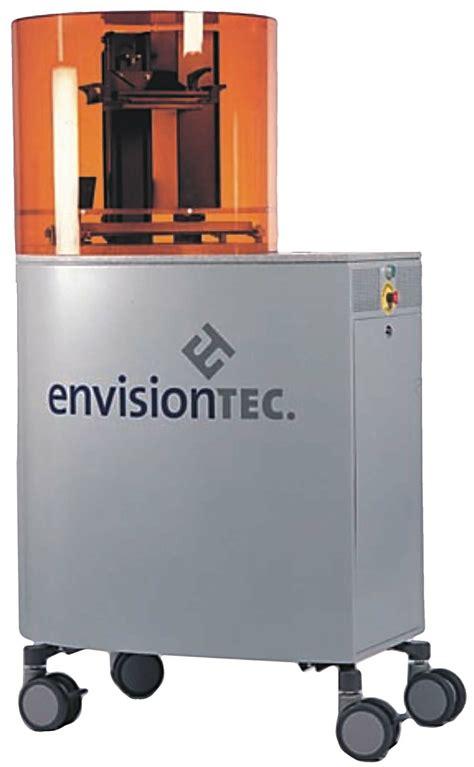 envisiontec gmbh tct  printing additive