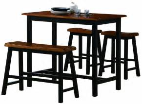 Elegant 5 Piece Dining Room Sets by Counter Height Kitchen Tables Home Decorator Shop