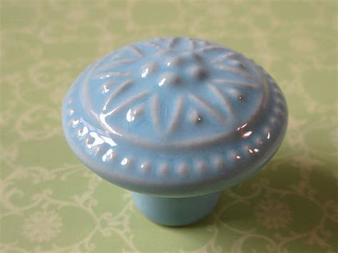 Blue Knob Cabinet Knobs Pulls Decorative Dresser Knob Drawer. Funny Door Decorations. Modern Chairs Living Room. Decorative Measuring Spoons. Charlie Brown Decorations. Decorated Vases. Decorative Hooks. The Room Place Furniture. Dining Room Ideas