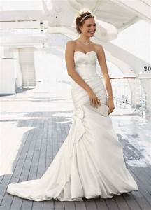 david39s bridal satin mermaid gown with bow detail style With www davidsbridal com wedding dresses