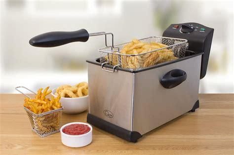 deep fryer fat fryers frying types different modern buying method basket guide way quest revio